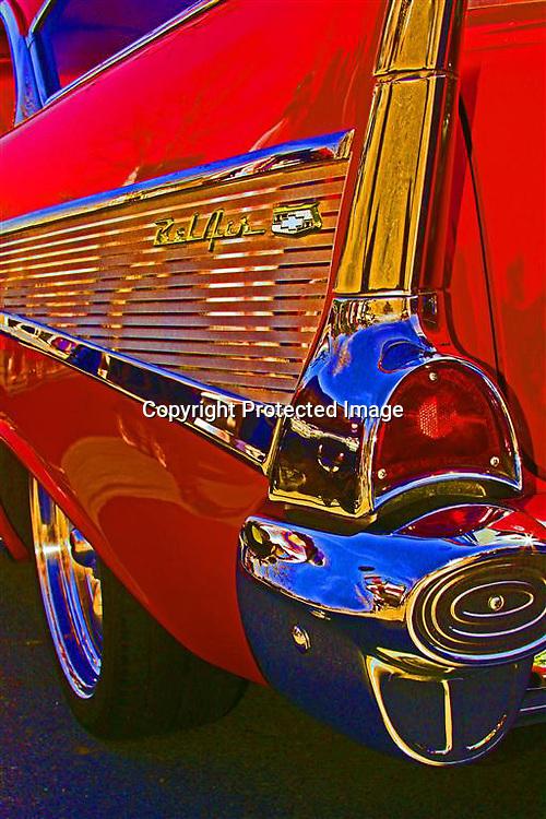 Car Show Bel-Air