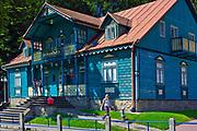 Willa Romanówka (Muzeum Nikifora), Krynica Zdrój, Polska<br /> Guest house Romanówka (Museum of Nikifor), Krynica Zdrój, Poland<br /> Willa