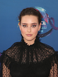 FOX's Teen Choice Awards 2018 at The Forum in Inglewood. California on August 12, 2018. CAP/MPIFS ©MPIFS/Capital Pictures. 12 Aug 2018 Pictured: Katherine Langford. Photo credit: MPIFS/Capital Pictures / MEGA TheMegaAgency.com +1 888 505 6342