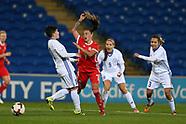 241117 Wales women v Kazakhstan