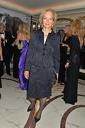 JENNY SEAGROVE at the David Shepherd Wildlife Foundation 30th anniversary Wildlife Ball at The Dorchester, Park Lane, London on 10th October 2014.