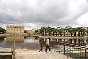 Jardin Jnan Sbil park, Fes, Morocco