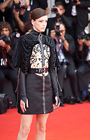 Stacy Martin at the Opening Ceremony and gala screening of the film The Truth (La Vérité) at the 76th Venice Film Festival, Sala Grande on Wednesday 28th August 2019, Venice Lido, Italy.