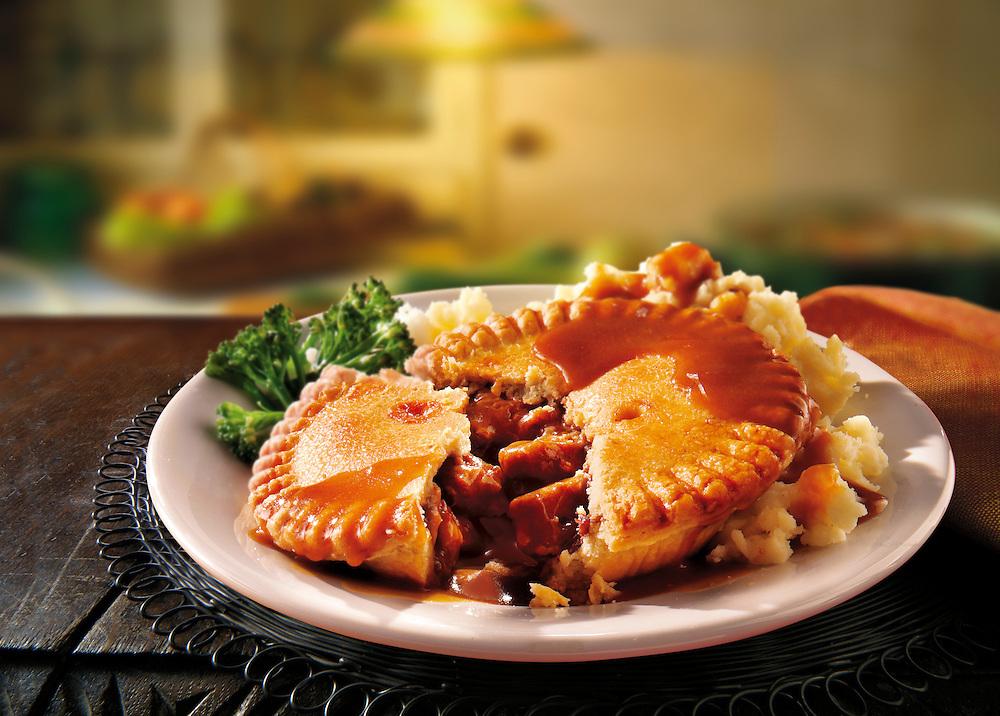 British Food - Beef Pie
