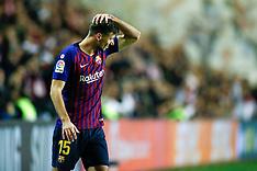 Rayo Vallecano v FC Barcelona - 03 Nov 2018