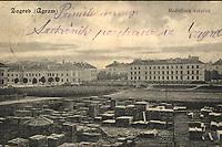 Zagreb = Agram : Rudolfova vojarna. <br /> <br /> Impresum[S. l. : S. n., 1914].<br /> Materijalni opis1 razglednica : tisak ; 8,6 x 13,5 cm.<br /> Vrstavizualna građa • razglednice<br /> ZbirkaGrafička zbirka NSK • Zbirka razglednica<br /> Formatimage/jpeg<br /> PredmetZagreb –– Republike Austrije<br /> SignaturaRZG-RAUS-2<br /> Obuhvat(vremenski)20. stoljeće<br /> NapomenaRazglednica je putovala 1914. godine.<br /> PravaJavno dobro<br /> Identifikatori000952554<br /> NBN.HRNBN: urn:nbn:hr:238:405142 <br /> <br /> Izvor: Digitalne zbirke Nacionalne i sveučilišne knjižnice u Zagrebu