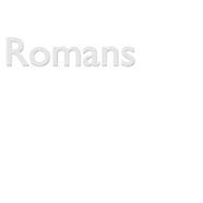 Romans Index