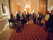 The National Trust for Scotland Mansion House Dinner. Mansion House, London. 16 October 2013