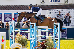Philippaerts Nicola, BEL, Cayani SN<br /> Jumping International de La Baule 2019<br /> © Hippo Foto - Dirk Caremans<br /> Philippaerts Nicola, BEL, Cayani SN
