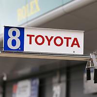 #8, Toyota TS050 Hybrid, FIA WEC 2017 6 Hours of Silverstone, Silverstone International Circuit, 13/04/2017,