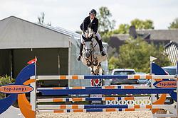 Vermeir Steven, BEL, Stb Fleuri van de Koekelberg<br /> Groenten Jumping - Sint Kathelijne Waver 2020<br /> © Hippo Foto - Dirk Caremans<br /> 21/07/2020