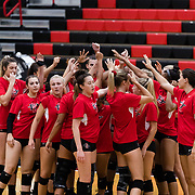 09/26/2019 - Women's Volleyball v San Jose State
