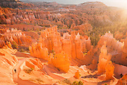 Thors Hammer, in Bryces Amphitheatre, Bryce Canyon National Park, Utah, United States of America