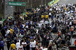November 11, 2018 - Sao Paulo, Brazil - Motorsports: FIA Formula One World Championship 2018, Grand Prix of Brazil World Championship;2018;Grand Prix;Brazil  (Credit Image: © Hoch Zwei via ZUMA Wire)