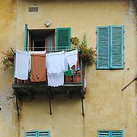 Sienna in Tuscany, Italy