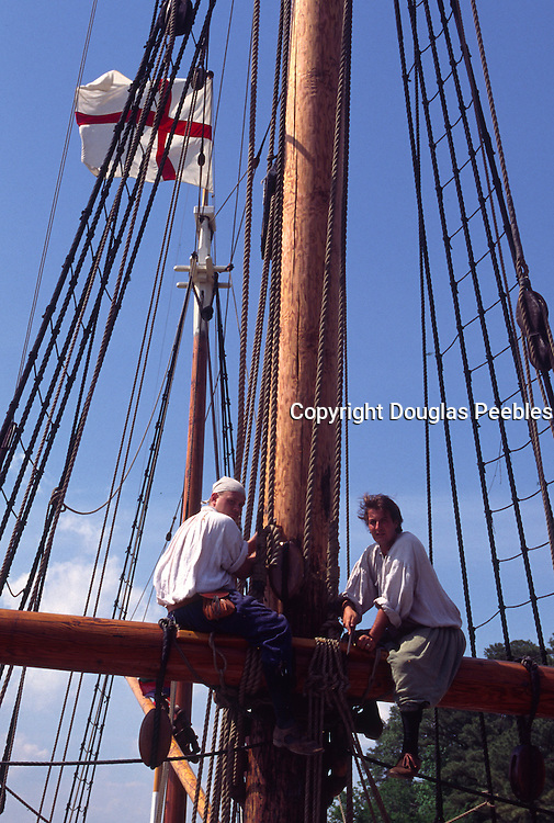Jamestown, Virginia , (editorial use only, no model release)<br />