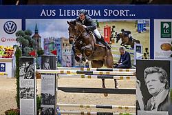 WERNKE Jan (GER), Queen Mary<br /> Braunschweig - Löwenclassics 2019<br /> Grosser Preis der Volkswagen AG - Stechen<br /> 24. März 2019<br /> © www.sportfotos-lafrentz.de/Stefan Lafrentz
