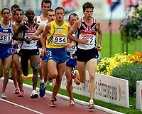 Friidrett , 10. juli 2006 , Gøteborg , EM ,<br /> Europamesterskapet ,<br /> Athletics , European  Championship <br /> Nick Mccormick , GBR 5000 m