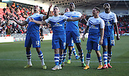 Doncaster Rovers v Peterborough United 140315