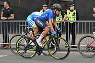 Women Road Race 129,4 km, Soraya Paladin (Italy) during the Road Cycling European Championships Glasgow 2018, in Glasgow City Centre and metropolitan areas Great Britain, Day 4, on August 5, 2018 - Photo Laurent lairys / ProSportsImages / DPPI