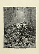 A Celestial Light Plate LXXX from the book Story of the crusades. with a magnificent gallery of one hundred full-page engravings by the world-renowned artist, Gustave Doré [Gustave Dore] by Boyd, James P. (James Penny), 1836-1910. Published in Philadelphia 1892