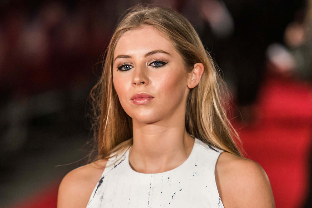 Hermione Corfield - The European premiere of Pride and Prejudice and Zombies.