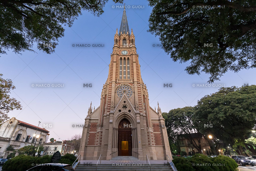 CATEDRAL DE SAN ISIDRO, SAN ISIDRO, PROCINCIA DE BUENOS AIRES, ARGENTINA (PHOTO BY © MARCO GUOLI - ALL RIGHTS RESERVED. CONTACT THE AUTHOR FOR ANY KIND OF IMAGE REPRODUCTION)