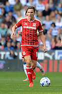 Middlesbrough midfielder Stewart Downing during the Sky Bet Championship match between Reading and Middlesbrough at the Madejski Stadium, Reading, England on 3 October 2015. Photo by Alan Franklin.