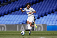 Izzy Brown of Leeds United U23 during the U23 Professional Development League match between U23 Crystal Palace and Leeds United at Selhurst Park, London, England on 15 April 2019.