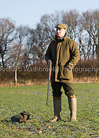 Copt Hall Farm Shoot  14th January 2012