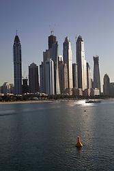 JBR, Dubai, UAE, November 6, 2012. Photo by Silvia Baron / i-Images.