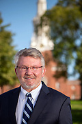 © Photo by Mara Lavitt<br /> September 23, 2020<br /> New Haven, CT<br /> <br /> Dean Greg Sterling of the Yale Divinity School.