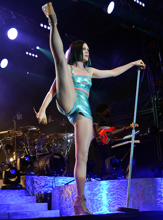 Forestry Commission - Forest Live    Jessie  J  live in Sherwood Forrest <br /> Pix Dave Nelson