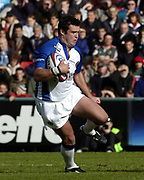 Leicester, England UK., 9th October 2004,  Zurich Premiership Rugby, Leicester Tigers vs Bath Rugby, Welford Road,<br /> [Mandatory Credit: Peter Spurrier/Intersport Images],