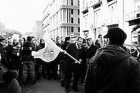 """PALERMO, ITALY - 16 FEBRUARY 2013: Former PM and leader of the People of Freedom party Silvio Berlusconi, 76, campaigns at the Politeama Theatre in Palermo, Italy, on February 16 2013.<br /> A general election to determine the 630 members of the Chamber of Deputies and the 315 elective members of the Senate, the two houses of the Italian parliament, will take place on 24–25 February 2013. The main candidates running for Prime Minister are Pierluigi Bersani (leader of the centre-left coalition """"Italy. Common Good""""), former PM Mario Monti (leader of the centrist coalition """"With Monti for Italy"""") and former PM Silvio Berlusconi (leader of the centre-right coalition).<br /> <br /> ###<br /> <br /> PALERMO, ITALIA - 16 FEBBRAIO 2013: L'ex premier e leader del Popolo della Libertà Silvio Berlusconi, 76 anni, durante un comizio al Teatro Politeama di Palermo il16 febbraio 2013.<br /> Le elezioni politiche italiane del 2013 per il rinnovo dei due rami del Parlamento italiano – la Camera dei deputati e il Senato della Repubblica – si terranno domenica 24 e lunedì 25 febbraio 2013 a seguito dello scioglimento anticipato delle Camere avvenuto il 22 dicembre 2012, quattro mesi prima della conclusione naturale della XVI Legislatura. I principali candidate per la Presidenza del Consiglio sono Pierluigi Bersani (leader della coalizione di centro-sinistra """"Italia. Bene Comune""""), il premier uscente Mario Monti (leader della coalizione di centro """"Con Monti per l'Italia"""") e l'ex-premier Silvio Berlusconi (leader della coalizione di centro-destra)."""