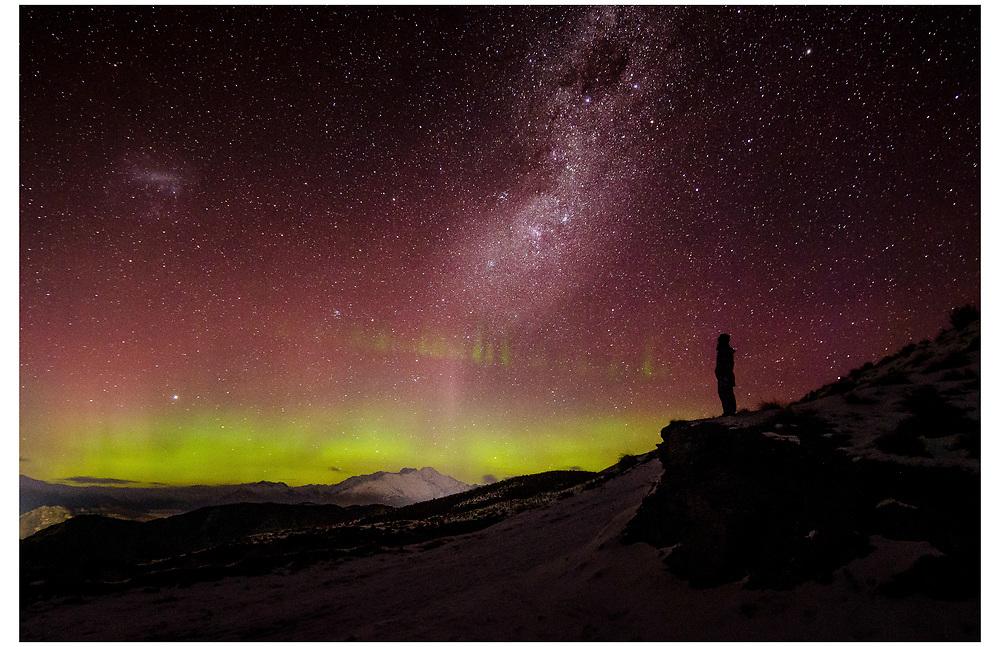 Coronet Peak, Otago.