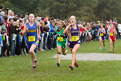 Festival of Champions High School Cross Country meet, Mackenzie Worcester, Washburn, Angel Waters, Massabesic, Georgia Caso, Cheverus