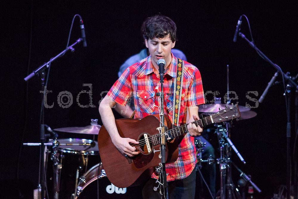 Wild Honey performing  at the Teatro Lara in Madrid, 2013