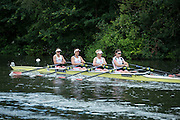 Henley Royal Regatta, Henley on Thames, Oxfordshire, 29 June-3 July 2015.  Saturday  10:40:41   02/07/2016  [Mandatory Credit/Intersport Images]<br /> <br /> Rowing, Henley Reach, Henley Royal Regatta.<br /> <br /> The Princess Grace Challenge Cup<br /> Leander Club