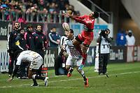 Jeremy Sinzelle - 28.12.2014 - Stade Francais / Racing Club Toulon - 14eme journee de Top 14<br />Photo : Aurelien Meunier / Icon Sport