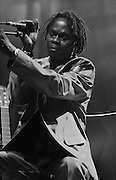 Baaba Maal performs at the Island 50 concerts Hammersmith Empire - London 2009