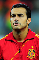 Fifa Brazil 2013 Confederation Cup / Group B Match / <br /> Spain vs Uruguay 2-1 ( Arena Pernambuco Stadium - Recife , Brazil )<br /> PEDRO Rodriguez of Spain , during the match between Spain and Uruguay