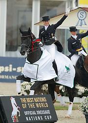 Sprehe Kristina, (GER), Desperados FRH<br /> Grand Prix Special<br /> CDIO Hagen 2015<br /> © Hippo Foto - Stefan Lafrentz