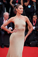 Candice Swanepoel at the Opening Ceremony and gala screening of the film The Truth (La Vérité) at the 76th Venice Film Festival, Sala Grande on Wednesday 28th August 2019, Venice Lido, Italy.