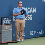 August 16, 2014, New Haven, CT:<br /> during Military Night on day four of the 2014 Connecticut Open at the Yale University Tennis Center in New Haven, Connecticut Monday, August 18, 2014.<br /> (Photo by Billie Weiss/Connecticut Open)