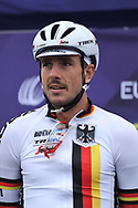 John Degenkolb (Germany) at the presentation during the Road Cycling European Championships Glasgow 2018, in Glasgow City Centre and metropolitan areas Great Britain, Day 11, on August 12, 2018 - Photo Laurent Lairys / ProSportsImages / DPPI