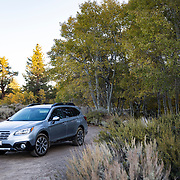 The Fall season in the Eastern Sierras is one of the most beautiful seasons to visit. My Subaru Outback serves as my defacto off road photo studio and gets me where I want to go with ease.