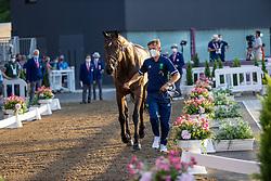 Allen Bertram, IRL, Pacino Amiro, 347<br /> Olympic Games Tokyo 2021<br /> © Hippo Foto - Dirk Caremans<br /> 31/07/2021