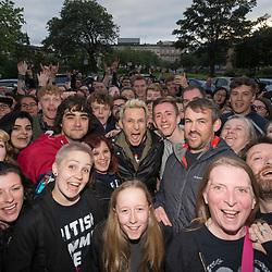 Green Day in Glasgow