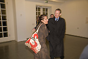 TRACEY EMIN; SIR NICHOLAS SEROTA, Rebecca Warren exhibition opening at the Serpentine Gallery. London.  9 March  2009 *** Local Caption *** -DO NOT ARCHIVE -Copyright Photograph by Dafydd Jones. 248 Clapham Rd. London SW9 0PZ. Tel 0207 820 0771. www.dafjones.com<br /> TRACEY EMIN; SIR NICHOLAS SEROTA, Rebecca Warren exhibition opening at the Serpentine Gallery. London.  9 March  2009